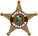 Sheriff's Star Badge