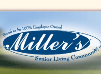 millers senior living logo