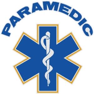 Paramedics demand police