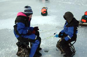 Lake  Woods  Fishing on 8th Annual Ice Fishing Derby Planned At Lake Of The Woods   Wtca