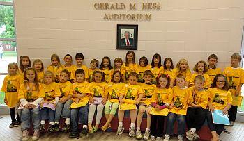 Argos_2011_100 book 1st graders