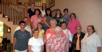Miller's_Volunteer_banquet_2011