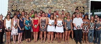 4-H Fair Honors 53 10-Year Members   WTCA FM 106 1 and AM 1050 The