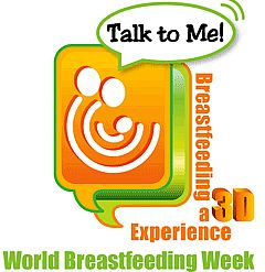 World Breast Feeding logo 2001