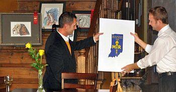 Michigan Road_Logo unveiling