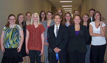 PHS_Speech Team_group