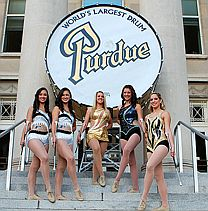 Purdue2011 twirlers