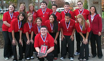 PHS_SpellBowl_state team2011