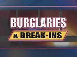 burglaries breakins