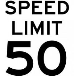 SpeedLimit50