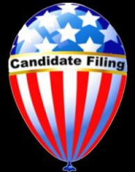Candidate Filing Balloon
