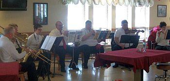 M.C. CHurch orchestra_at_Walkerton_feb_2012