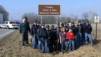 ISP_Trooper Jason Beal Memorial Highway_2