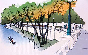 South Gateway_river view