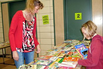 Jefferson Elementary Book Swap 4