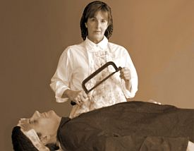 Museum_Dr  Mary Edwards Walker - surgeon