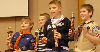 PinewoodDerby_Top Participants for each den