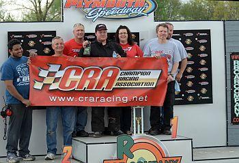 PlymouthSpeedway_CRALate Model Sportsman winner4-15-12