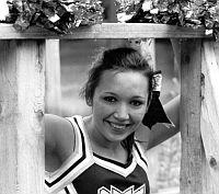 2012BlueberryPageant_Kayla Hendricks BW
