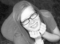 2012BlueberryPageant_Kaylin Worthington BW 2