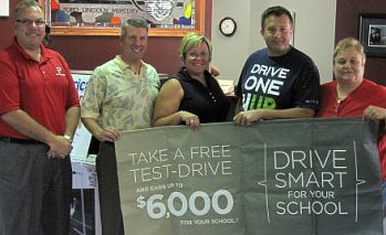 Drive for Ur school 2012 MusicBoosters