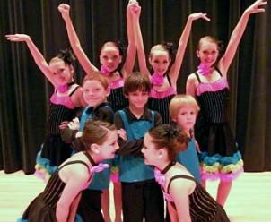 LDA_Jr  Ballroom Dancers2012