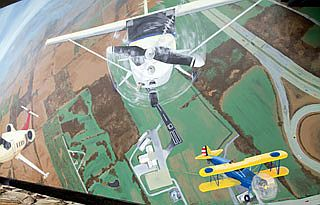 Plymouth_Airport_mural