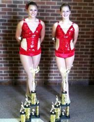 Twrilers_Girls with trophiesJune2012
