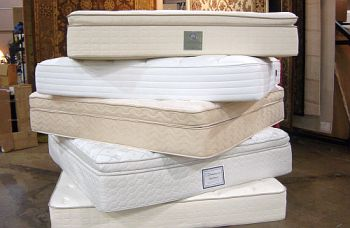 "Buying King Size Zippered Mattress Cover Vinyl Keeps Out Bed Bugs & Dust Mites Water Resistant Protector 10"" Wide 80""..."