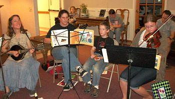 MIller's jam session july 2012