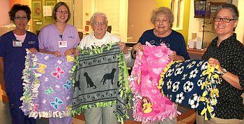 Miller's_Blankets at SJRMC