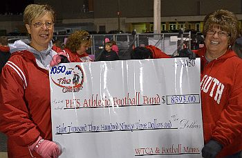WTCA_Football Radio Auction2012_Kathy&Tonda