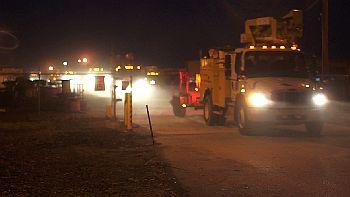 NIPSCO crews dispatch east for Hurricane Sandy restoration