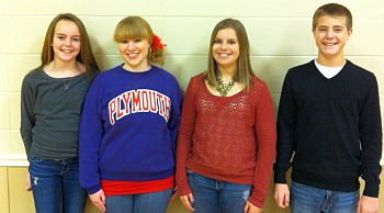 Mayor's Youth Council_2012 Officers