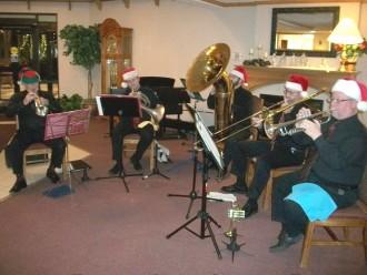 Miller's_Country Brass Quintet 2012