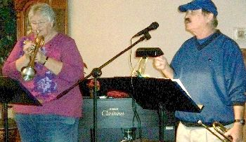 Miller's_Jerry Kreamer_trumpet