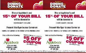 Applebees coupons to print