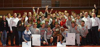 PHS_Wrestling Sectional Champs 2013