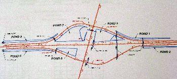 7th Road interchange drainage plan_map