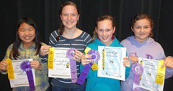 Argos 2013 Spelling Bee winners gr 5 and 6