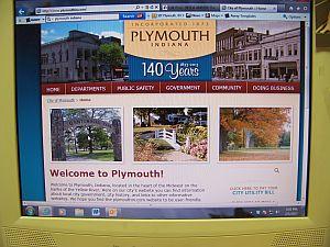 City's Website