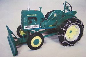 FFA_Collectable Tractor