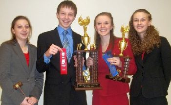 PHS_Debate_9th Place 2013