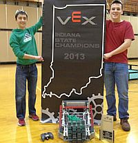 PHS 2013 Robotics State Champs