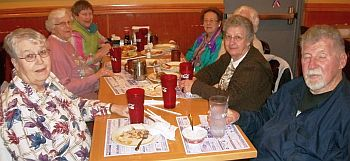 Miller's_Lunch on the road 2013 King's Buffet
