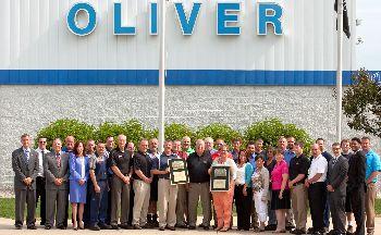Oliver Ford President's Award 2013