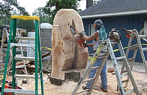 Blueberry_Hank_carving_a
