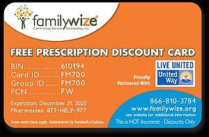 FamilyWize-Card