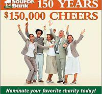 1st Source Bank 105 year celebration