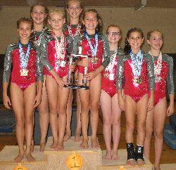 Jana's_Gold Team - 1st Place Warsaw 2013